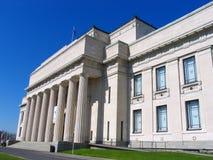 Museu de Auckland fotografia de stock royalty free