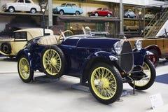 Museu de Autoworld, Bruxelas, Bélgica, o 10 de julho de 2016 Imagens de Stock Royalty Free