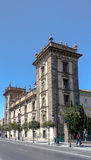 Museu de Belles Arts de Valencia Immagine Stock