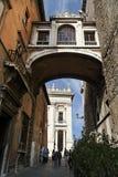 Museu de Capitolini em Roma Fotos de Stock Royalty Free