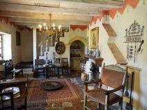 Museu de Carmel Mission em Carmel California Imagem de Stock Royalty Free