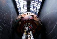 Museu de ciência Fotos de Stock Royalty Free