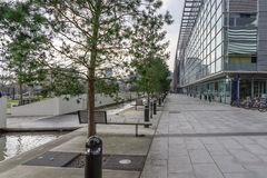 Museu de ciência da equipa de Birmingham Imagem de Stock Royalty Free