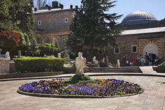 Museu de civilizações anatólias em Ancara Turquia Imagem de Stock Royalty Free