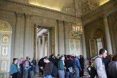 Museu de De Louvre fotos de stock royalty free