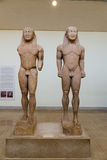 Museu de Delphi Fotos de Stock