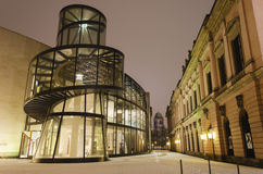 Museu de Deutsches Historisches Foto de Stock Royalty Free