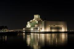 Museu de Doha da arte islâmica Imagens de Stock Royalty Free