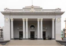 Museu de Emilio Bacardi em Santiago de Cuba, Cuba foto de stock