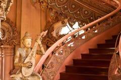 Museu de Erawan Fotos de Stock Royalty Free