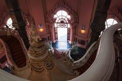 Museu de Erawan em Banguecoque, Tailândia Imagem de Stock Royalty Free