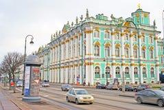 Museu de eremitério em St Petersburg, Rússia Fotografia de Stock