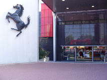 Museu de Ferrari Fotos de Stock Royalty Free