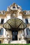 Museu de George Enescu - Bucareste imagens de stock