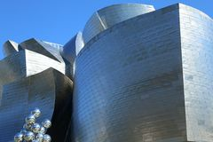 Museu de Guggenheim Foto de Stock Royalty Free