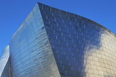 Museu de Guggenheim Imagens de Stock