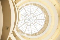 Museu de Guggenheim, New York City Fotografia de Stock Royalty Free