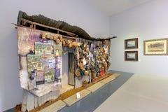 Museu de Khao Yai imagens de stock