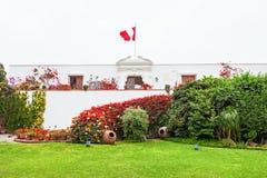 Museu de Larco, Lima fotografia de stock