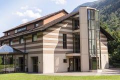 Museu de Leonardo Imagens de Stock