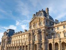 Museu de Louvre imagem de stock royalty free