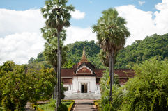 Museu de Luang Prabang Royal Palace Fotos de Stock