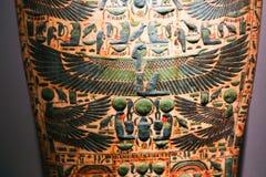 Museu de Luxor - Egito foto de stock