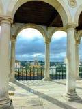'Museu de Machado de Castro', Coimbra Imagens de Stock
