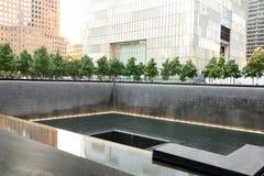 Museu de 911 memoriais Fotografia de Stock