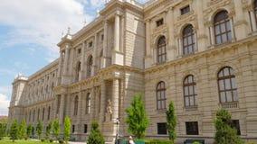 Museu de Naturhistorisches, construção arquitetónica de Europa filme