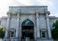 Museu de New York City de ciências naturais Imagens de Stock Royalty Free