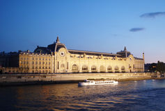 Museu de Orsay fotos de stock royalty free