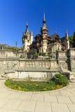 Museu de Peles, Sinaia, a Transilvânia, Roménia Fotografia de Stock Royalty Free