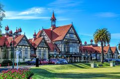 Museu de Rotorua Imagem de Stock
