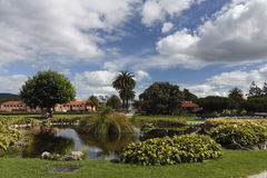 Museu de Rotorua Fotografia de Stock Royalty Free
