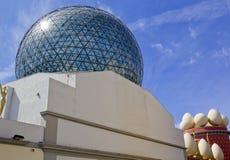 Museu de Salvador Dali em Figueras Fotografia de Stock Royalty Free