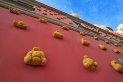 Museu de Salvador Dali em Figueres de Catalonia Imagem de Stock