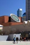 Museu de San Francisco da arte moderna fotografia de stock royalty free