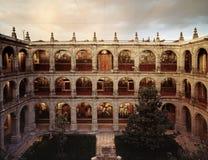 Museu de San Ildefonso Imagens de Stock Royalty Free