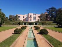 Museu de Serralves - Oporto, Portogallo fotografia stock