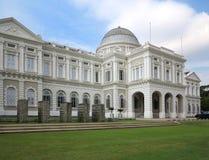 Museu de Singapura imagens de stock