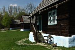 Museu de Stara Lubovna, região de Spis, Eslováquia imagem de stock royalty free