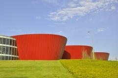 MUSEU DE TAIYUAN Fotografia de Stock