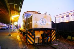 Museu de Takao Railway Imagem de Stock Royalty Free