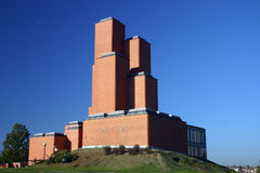 Museu de vítimas da segunda guerra mundial Imagem de Stock Royalty Free