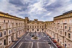 Museu de Vatican Foto de Stock Royalty Free