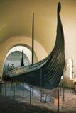 Museu de Viking Foto de Stock Royalty Free