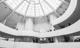 Museu de visita fotografia de stock royalty free