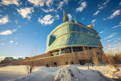 Museu de Winnipeg Imagem de Stock