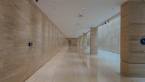 Museu dentro da construção Fotografia de Stock